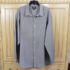 Claiborne Dress Button Down, sz 3XLT